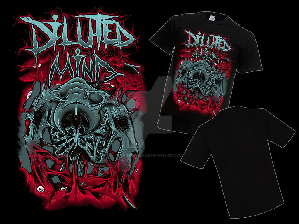 Band Shirt 2 by orgxiiifreak
