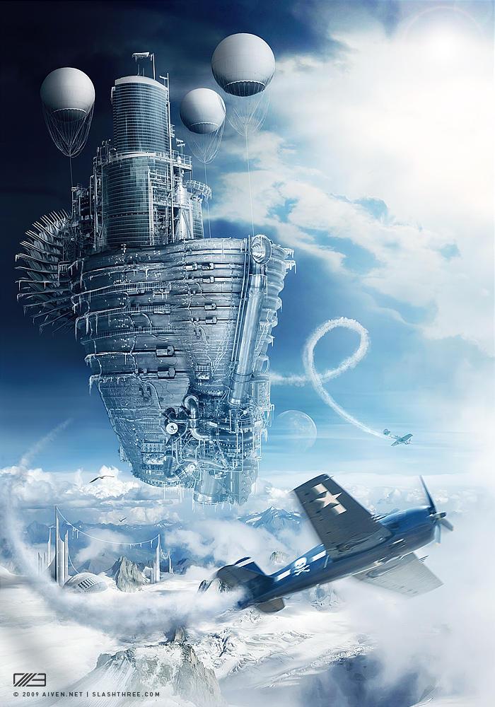 S3 XII - SteamPunk IceCream