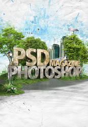 .psd Photoshop Magazine