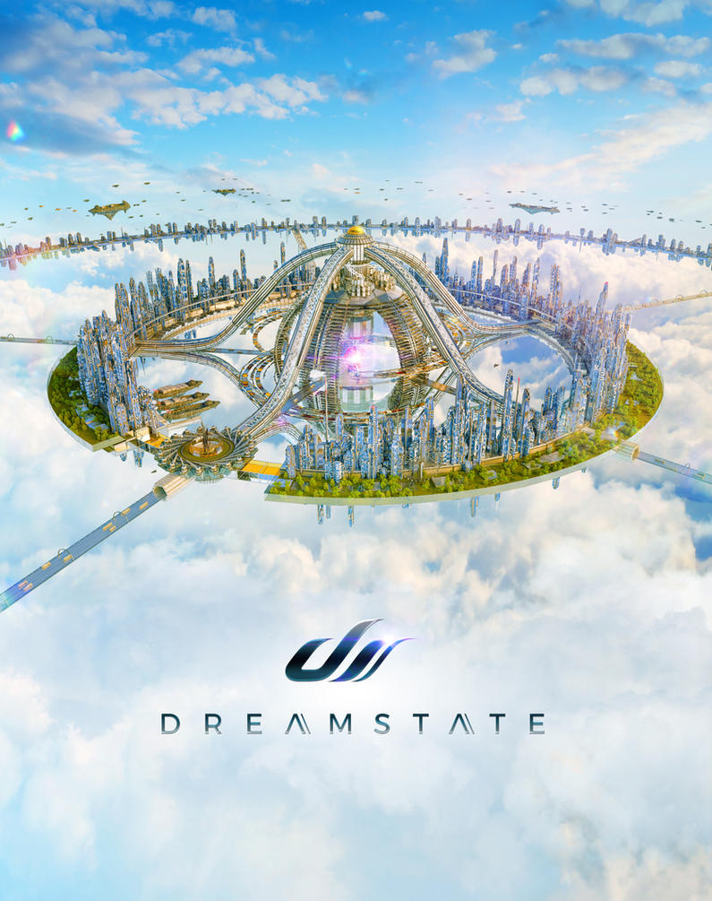 DreamState LosAngeles by aiiven