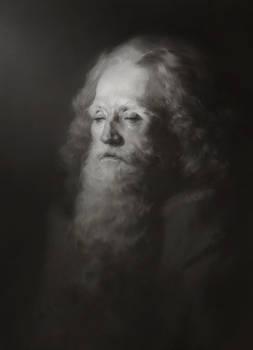 Portrait of a Wizard