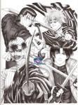 Samurai X Fave Villains