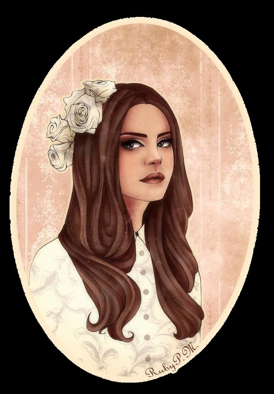 Lana del Rey by RubyPM