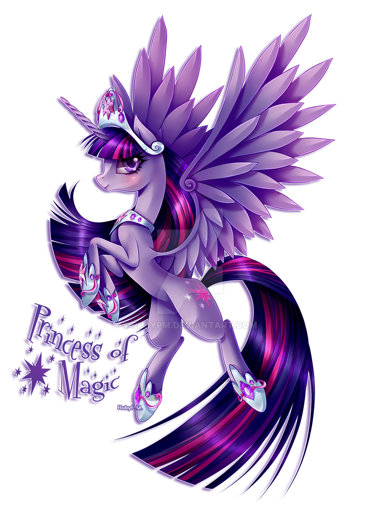 Princess of Magic by RubyPM