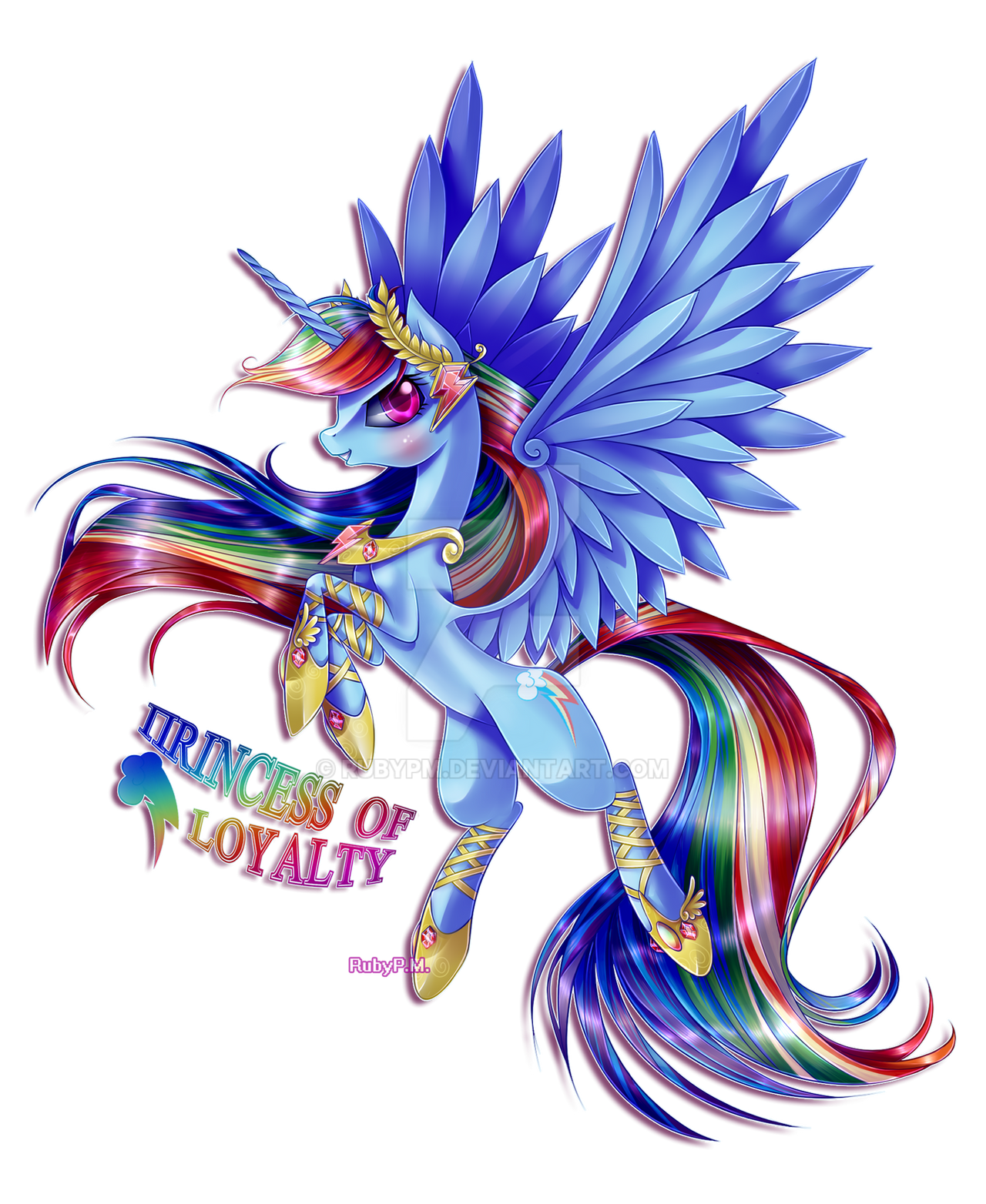 Princess of Loyalty by RubyPM