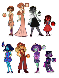 Time period gem adopts: 4 Opened! by sariasong64