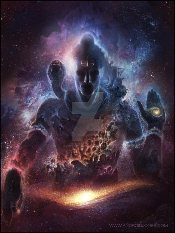 Boom Shiva By Android Jones On Deviantart