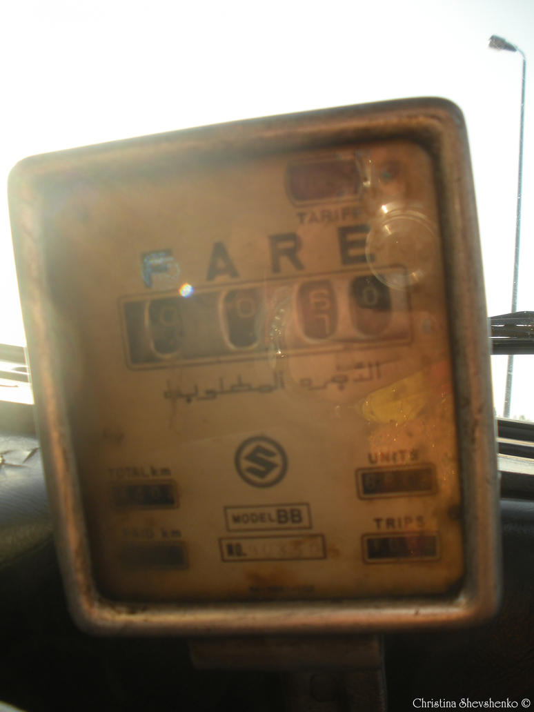 Taxi Meters Purchase : Antique taxi meter by christinaakamaddy on deviantart