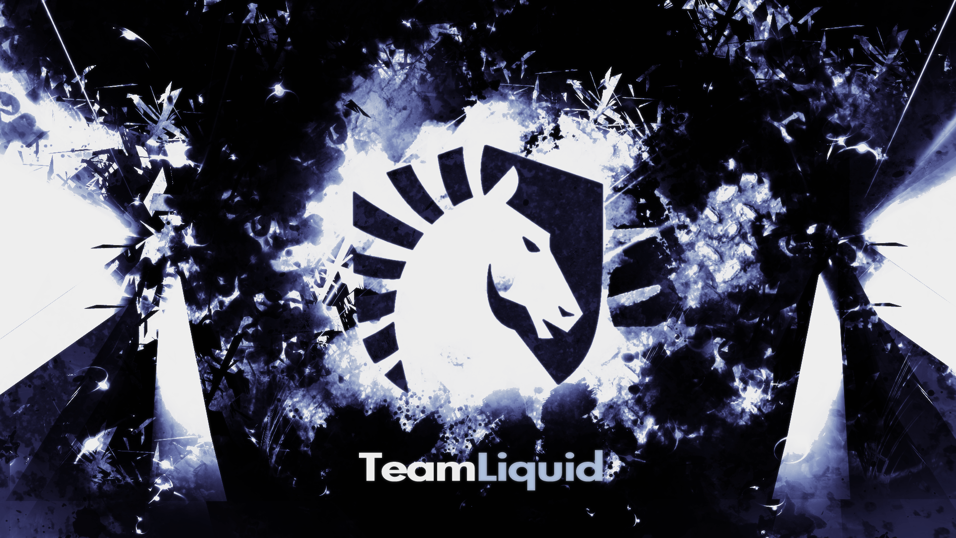 Team Liquid Wallpaper by CatPudding