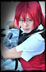 Sora Himoto - Excalan is here by StrawberyNeko