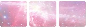 F2U Pastel pink divider by Alyssdream