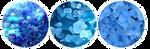 F2U blue divider by Alyssdream