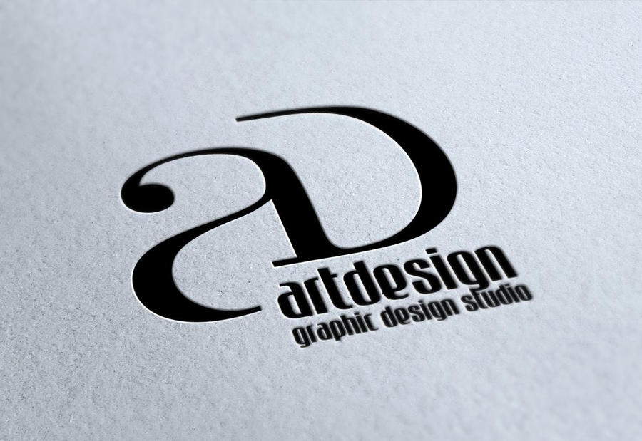 Artdesign Logo My Logo By Davabl On Deviantart