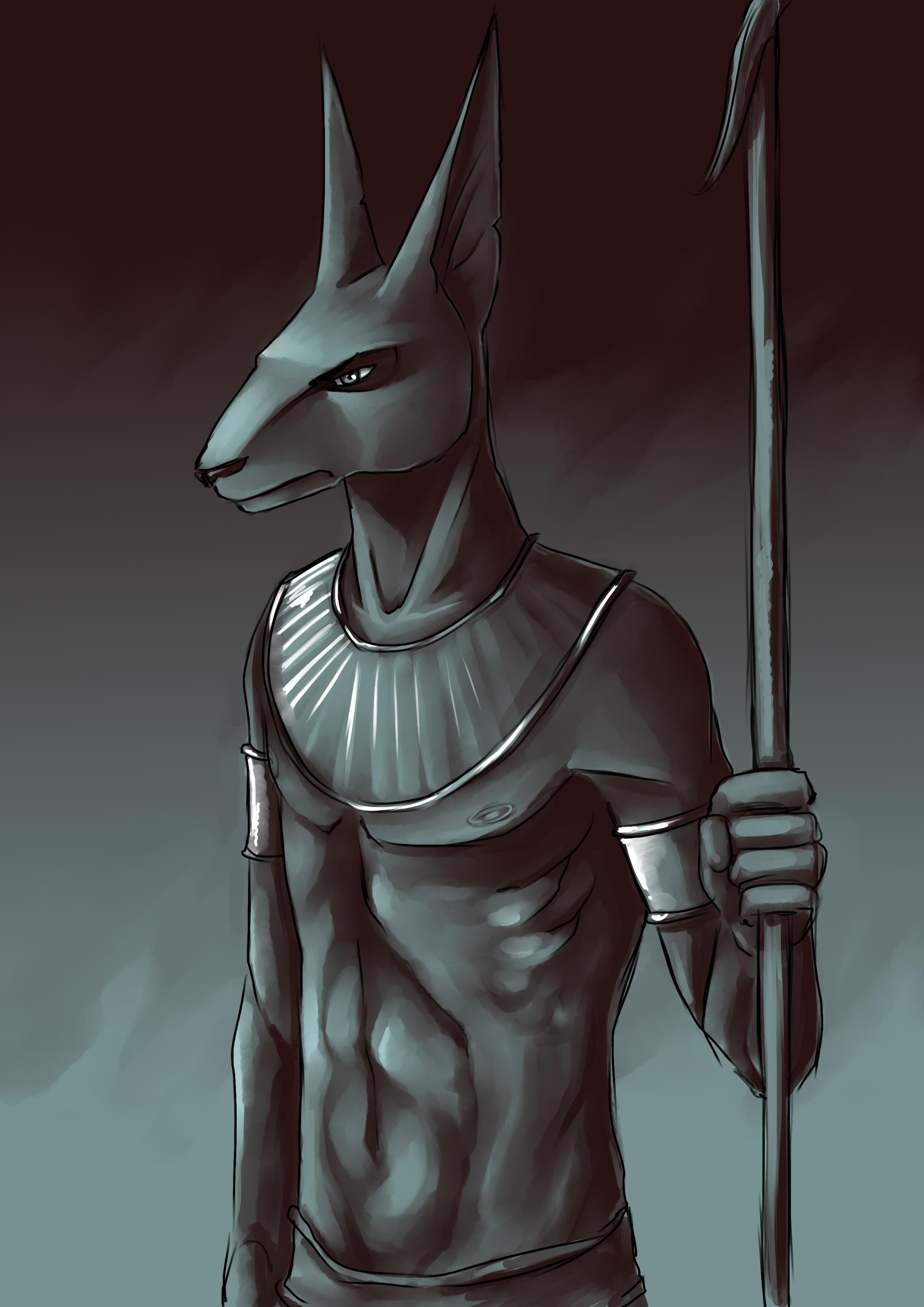 Anubis by Super-Furet