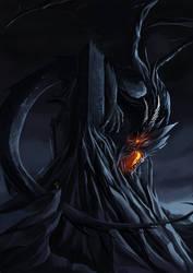 Giant Dragon by Super-Furet