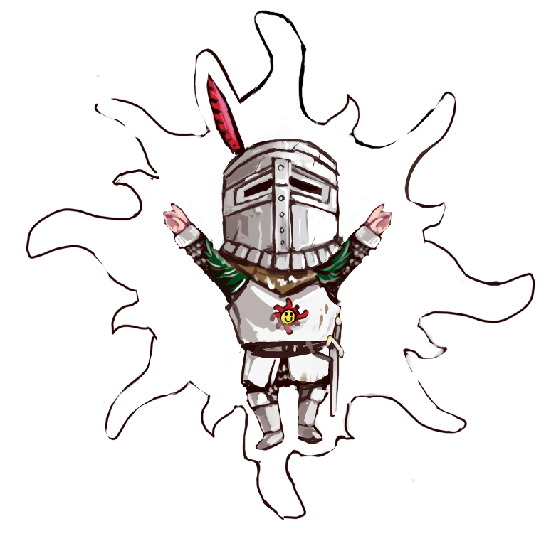 Solaire of Astora by Super-Furet