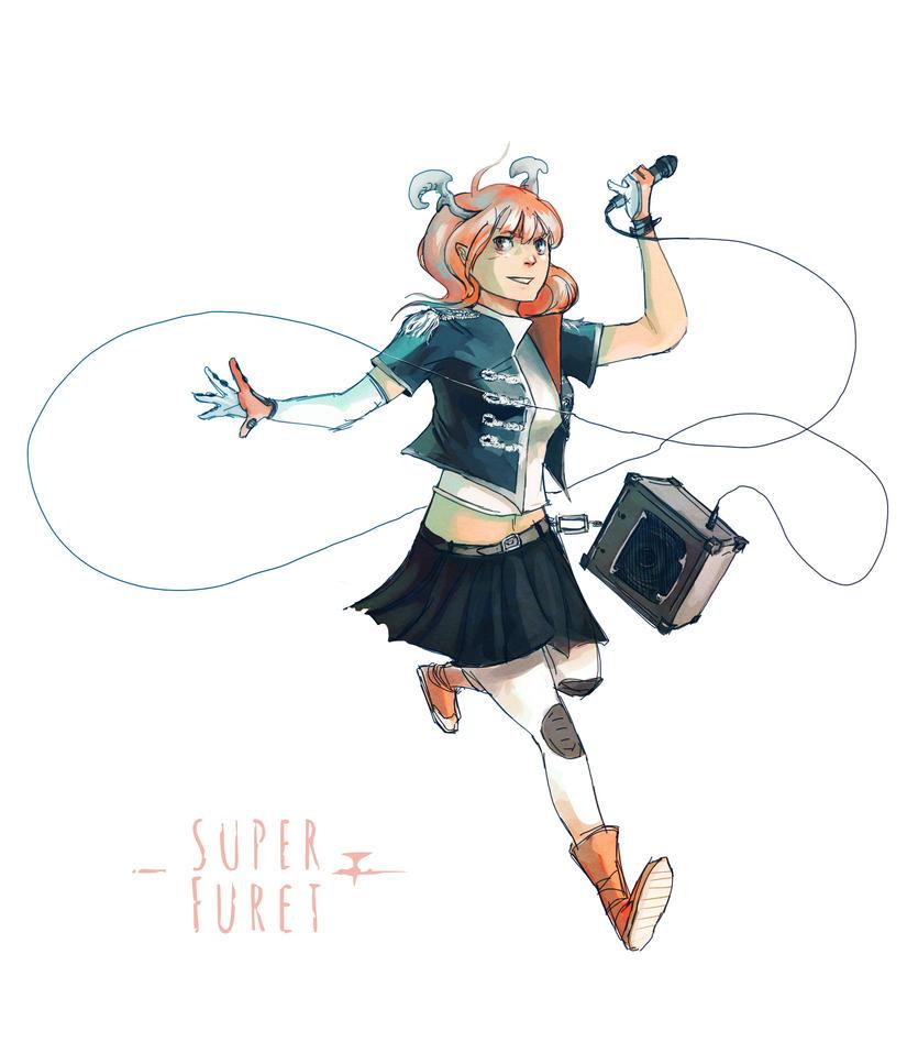 Ayu by Super-Furet