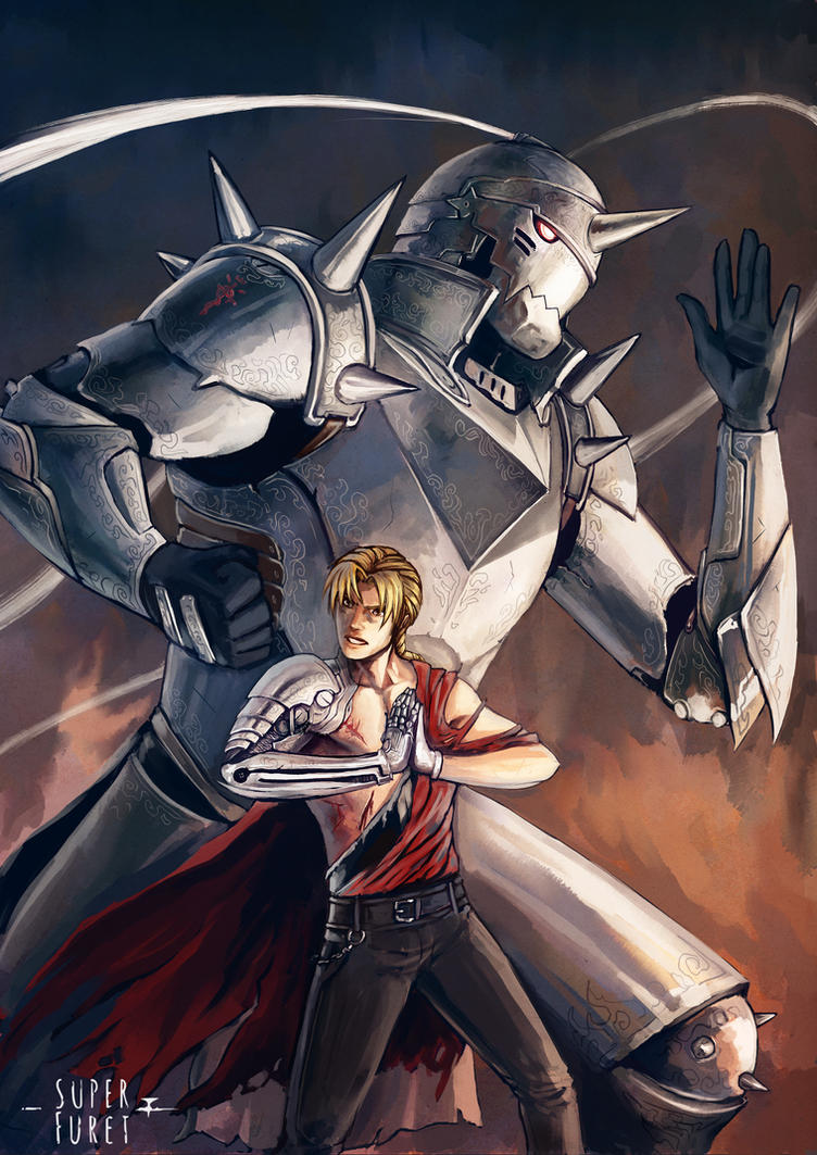Fullmetal Alchemists by Super-Furet