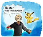 Poke - Master [Doctor Who] ? by TardisGhost