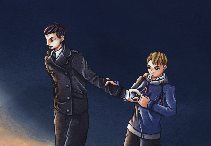 Let go! (The Master | OC) (Doctor Who) by TardisGhost