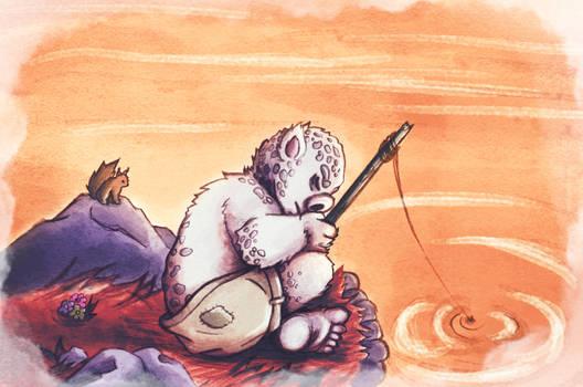Dream Bestiary - Troll