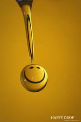 Happy Drop by Dvemor