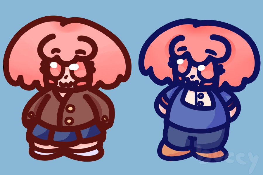 Usagi's Autumn outfits