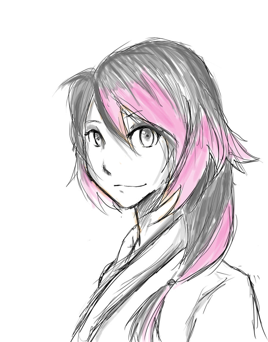Miko by Kazma-sama