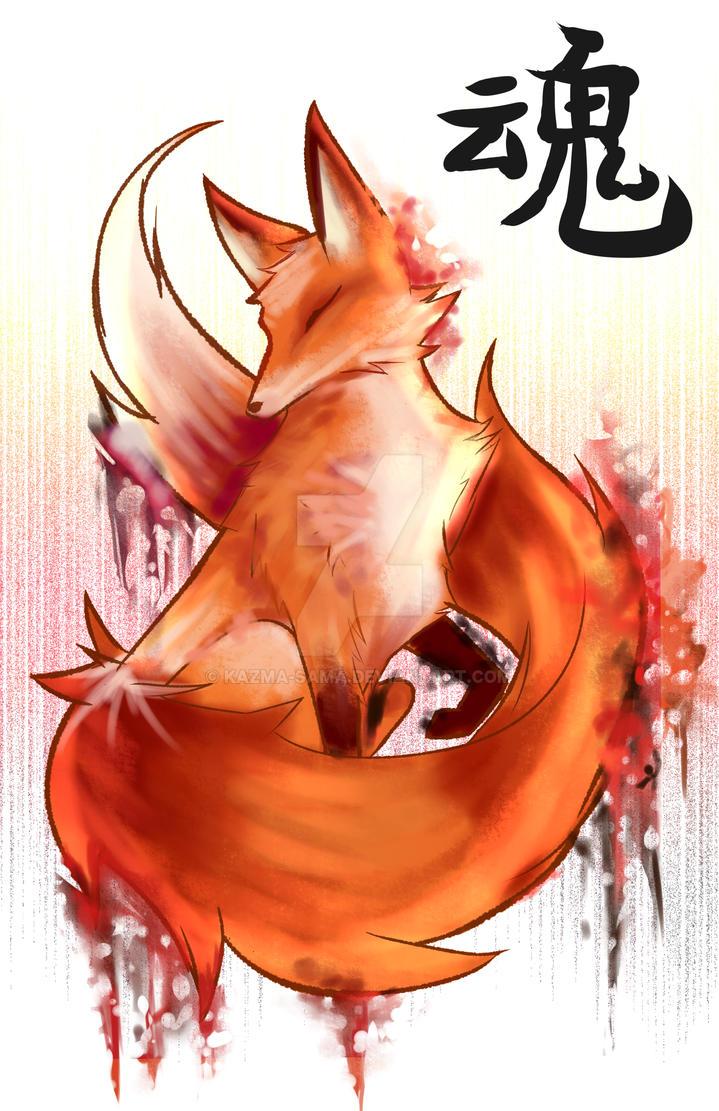 Kitsune by Kazma-sama
