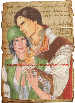 Mia cara - Ezio and Rosa AC2