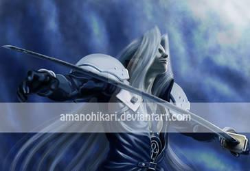 a Sephiroth for John