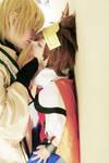 Saiyuki: Secret Kiss