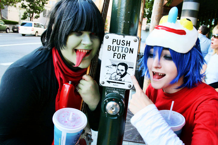 Gorillaz  We Found Russel by SugarBunnyCosplayRussel Gorillaz Cosplay