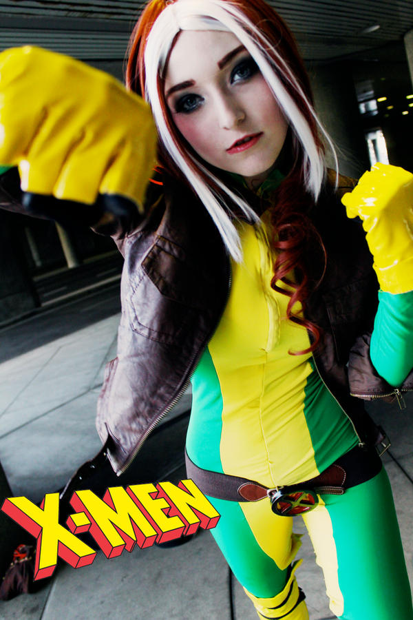 X-Men Punch Your Lights Out by SugarBunnyCosplay