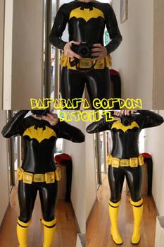 WIP Batgirl