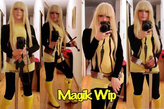 WIP: Magik