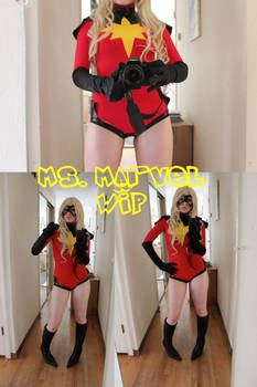 WIP: Ms. Marvel
