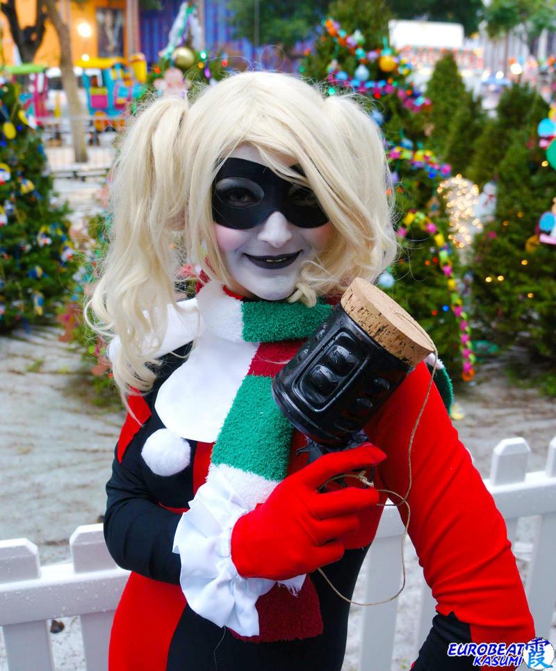 Jingle Bells Batman Smells by SugarBunnyCosplay