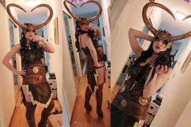 Lady Loki WIP