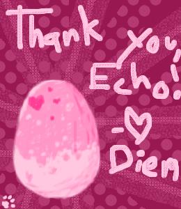 Valentine's Day Egg by crimsonkitsune