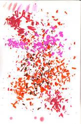 wax in pink by crimsonkitsune