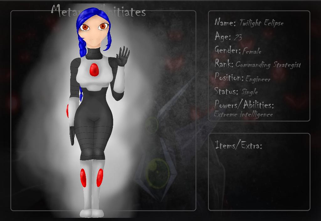 Metarex Initiates--Twilight Eclipse by Qulli2