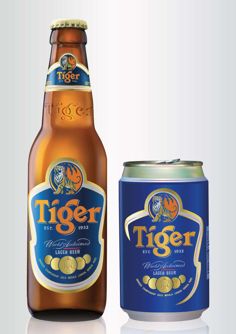 tiger beer Tiger beer is the definitive asian beer, born and brewed in the heart of the world's most electrifying continent from our visionary beginnings as the original tropical lager to topping world tastings globally, tiger is an iconic embodiment of the asian city on the verge of a breakthrough.