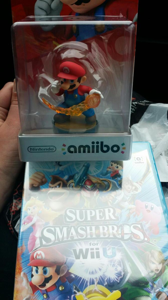 I got em!! :D  by MarioXMariana