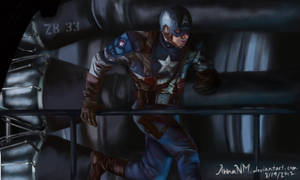 The Captain by AnnaNM
