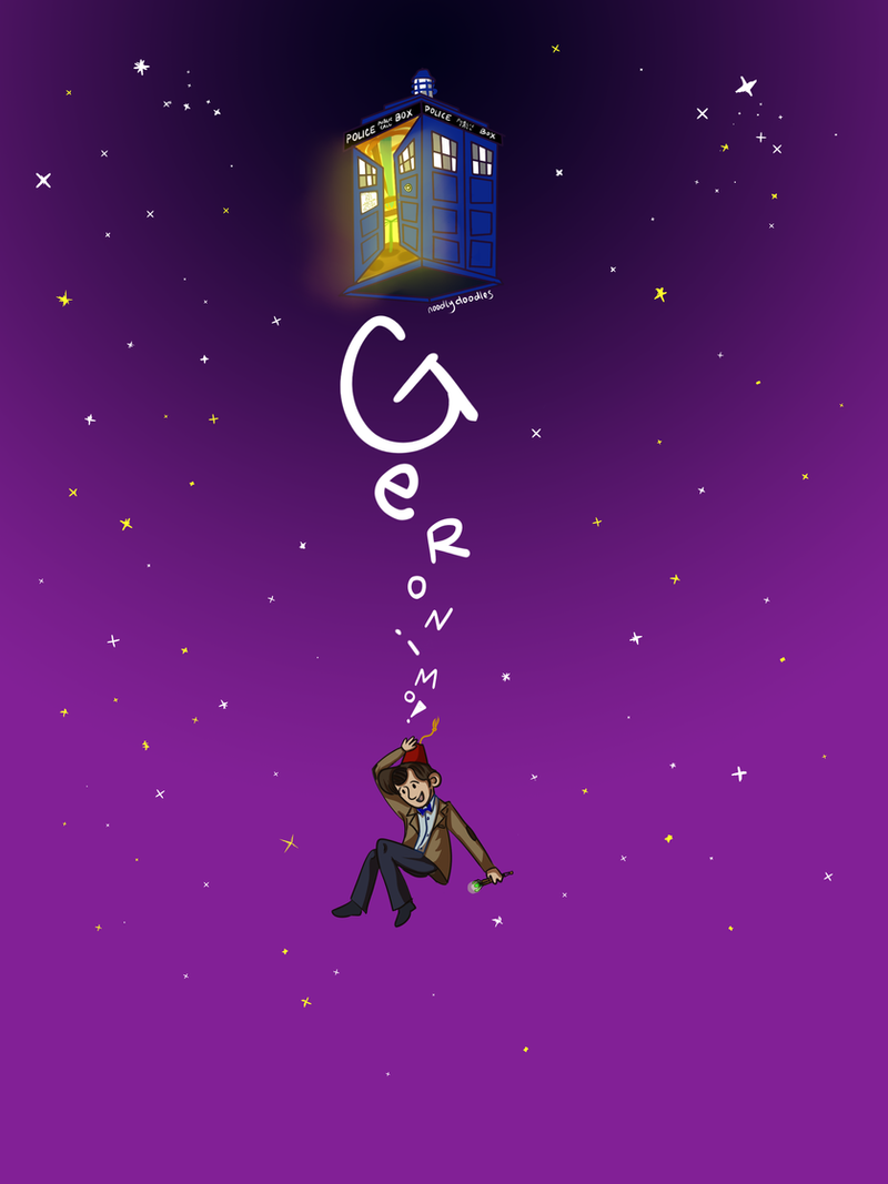 Geronimo! by AnnaNM