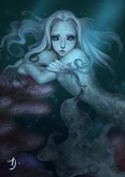 mermaid by Jill-Wan