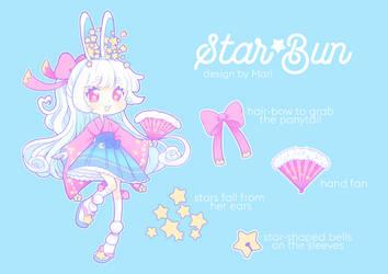 Custom Adopt CE - StarBun by maridopt