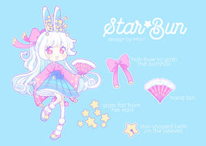 Custom Adopt CE - StarBun