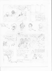 Rhythm Rebels comic idea